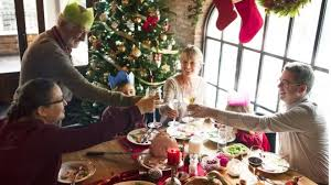 Is It Ever Ok To Charge Family For Christmas Lunch Bbc News