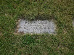 Ivan Warner Dimmen (1926-1955) - Find A Grave Memorial