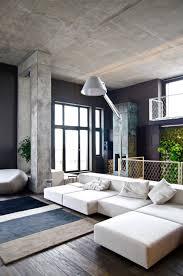 Loft Design Simple Loft Apartment Design By 2b Group Modern Design Ideas