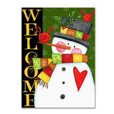 country snowman graphic. Contemporary Snowman Trademark Art U0027Country Snowmanu0027 By Jennifer Nilsson Graphic On Wrapped  Canvas  Wayfair Throughout Country Snowman L