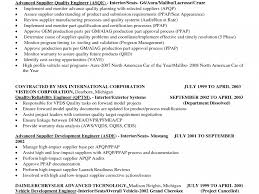 Reliability Engineer Resume Surprising Reliability Engineer Sample Resume Very Attractive 13