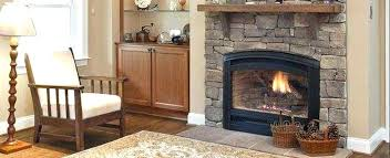 cost of fireplace insert gas log fireplace insert cost reviews with remote control cost to install