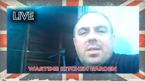 The Wartime Kitchen And Garden Wartime Kitchen Garden Cleaning Live Youtube