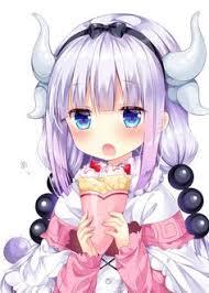 kanna kamui kobayashi san chi no maid dragon mobile wallpaper zerochan anime image board