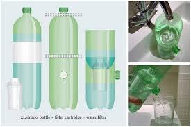 homemade water filter bottle. DIY Filtered Water Bottle Homemade Filter F