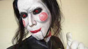 billy the puppet makeup by kisamake