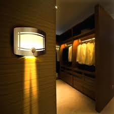 wireless closet light wireless infrared motion sensor led night light battery powered sensor led wall lamp wall path laundry wireless closet light pull