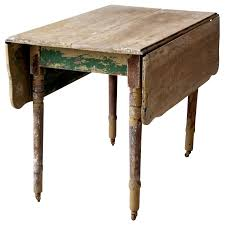 drop leaf table pertaining to antique chairish decor 16