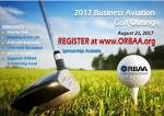 ORBAA - 2017 Business Aviation Golf Outing