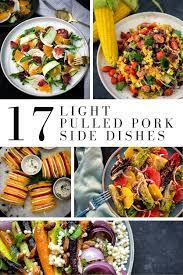 What goes in healthy pulled pork burrito bowls: 17 Light Pulled Pork Side Dishes The Devil Wears Salad