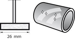 <b>Полировальный</b> круг 26 мм (429) | <b>Дремел</b> в Европе