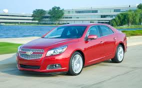 2013 Chevrolet Malibu Reviews and Rating | Motor Trend