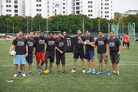 Students Participate In The 2018 Nanyang Mba Olympics