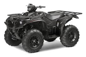 yamaha 700. the kodiak se features a grizzly-like 2wd/4wd differential lock, all-wheel engine braking, and cast-aluminum wheels. it also costs same as base yamaha 700