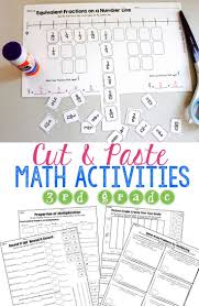 best ideas about third grade math third grade engage students in no prep hands on activities that get them thinking about math