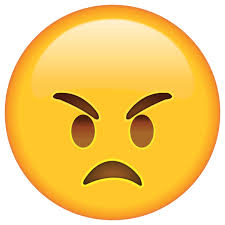 Angry Emoji Give Someone A Warning That They're Making You Mad Magnificent Upset Feelings Stickers