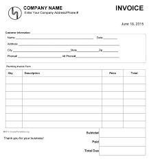 Work Invoices Order Invoice Template Work Order Invoice Template Best Resume 26