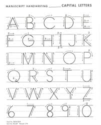 letters practice sheet letter practice for basic handwriting kiddo shelter