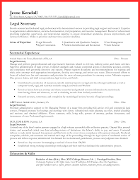 Attorney Resume Format Resume Example For A Governmentlaw