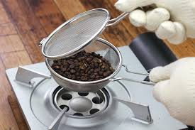 It is a pot, including a lid that can be easily agitated. 5 Best Home Coffee Bean Roasters Twigs Cafe