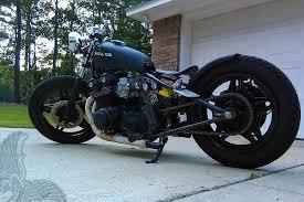 1981 honda cb750 supersport bobber bikermetric