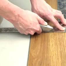 vinyl flooring over concrete installing vinyl plank flooring basement concrete