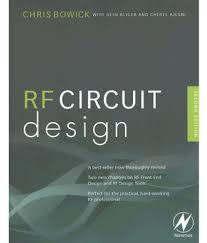 Rf Circuit Design Bowick Rf Circuit Design