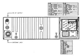 bmw e46 radio wiring diagram