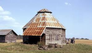 round barn laurens county ga 1974 photograph copyright david frey 2017 shared to vanishing south georgia w=350&h=200&crop=1