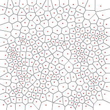 Billedresultat for cells form voronoi