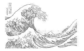 Wave Coloring Sheet Barca Fontanacountryinn Com