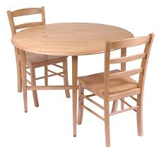 Round Wooden Dining Tables Furniture Round Creamy Brown Wooden Dining Table With Four Wooden Legs Plus Creamy Brown Wooden Chairs Great Small Round Wooden Dining Table With Minimalist