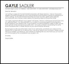 Cover Letter Sample For Secretary Position Best Photo Gallery For