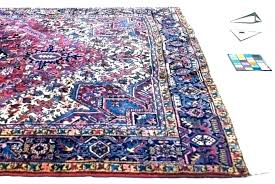 red and blue oriental rug purple green fashionable persian gold bargain