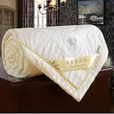 Buy & Sell Cheapest SILK QUILT Best Quality Product Deals ... & Summer 100% Mulberry Silk Filled Comforter Quilt Duvet Coverlet Blanket  Doona, Butterfly Flower Beige Adamdwight.com