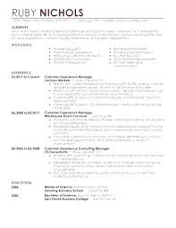 Customer Service Resume Samples Free Free Customer Service Resume