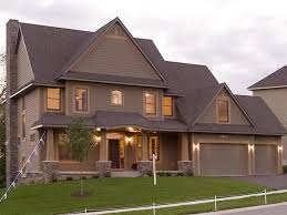 Exterior Paint Color Schemes How To Choose An Exterior House - Exterior paint combinations photos