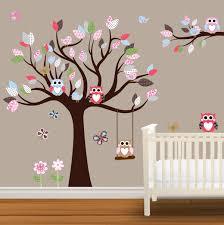 baby room wall decor theme