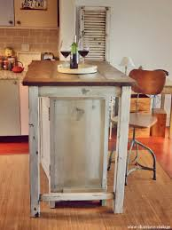 Homemade Kitchen Island Self Made Kitchen Island Ac Tables Works Pinterest Homemade