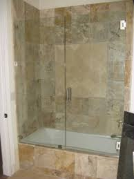 tub shower doors. Glass Bathtub Doors Frameless | Tub Enclosure Next To A Shower S