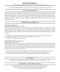Personal Banker Cover Letter Sample Investment Analyst Resume