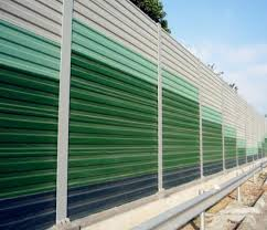 china noise barrier wall soundproof