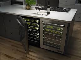 under counter wine fridge.  Under JennAir BuiltIn Undercounter Wine Refrigerators Mountain High Kitchen  Appliances To Under Counter Fridge 4
