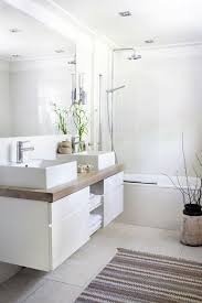 bathroom modern white. White Bathrooms Can Be Interesting Too \u2013 Fresh Design Ideas Bathroom Modern L