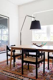 dining room lighting. Arc Floor Lamp For The Dining Room. Image By Phu Tang Via Design Files Room Lighting