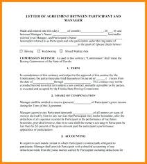 Service Agreement Template Between Two Parties Contract Templates ...