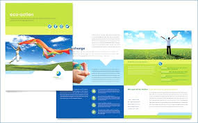 make tri fold brochure how to make a trifold brochure on powerpoint sunposition net