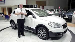 Review of the Suzuki SX4 S-Cross - YouTube