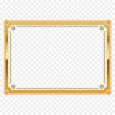 Png Euclidean Vector Computer File Ornate Gold Frame V CreateMePink