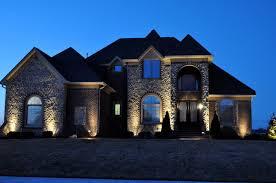 Brilliant Outdoor Lighting Home Home Exterior Lighting Colleyville .